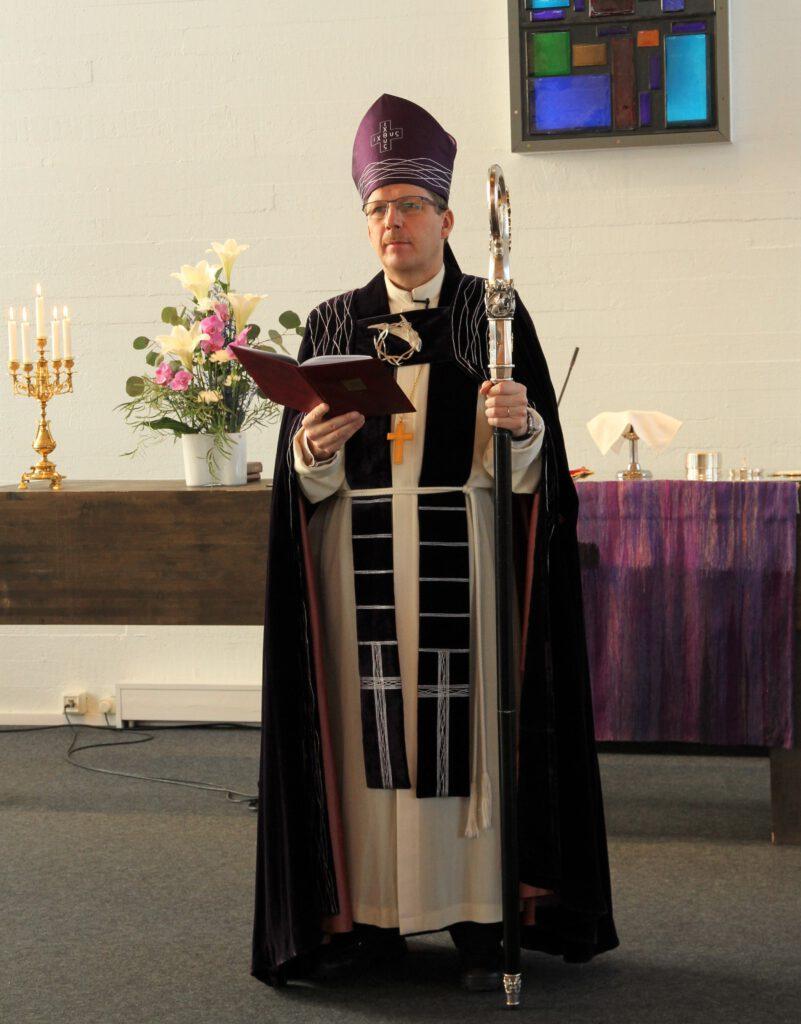 Piispa Keskitalo